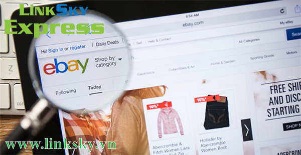 Mua hàng Ebay
