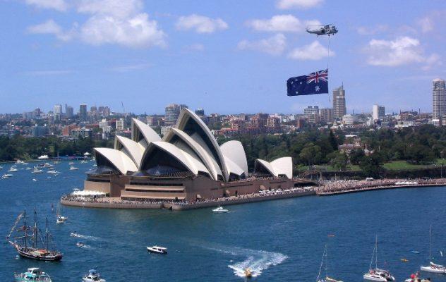 Nhập hàng từ Úc
