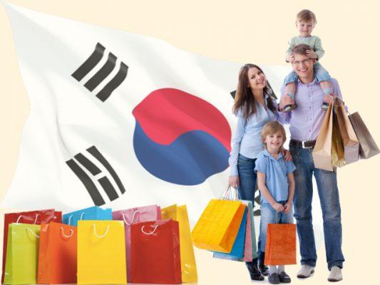 Dịch vụ mua hộ hàng từ Hàn Quốc uy tín