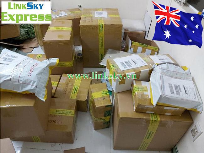 Gửi chứng từ đi Úc giá rẻ