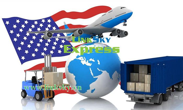 Gửi hàng đi Mỹ bao nhiêu tiền 1kg?