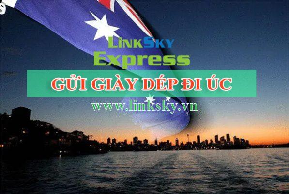 Dịch vụ gửi giày dép đi Úc giá rẻ