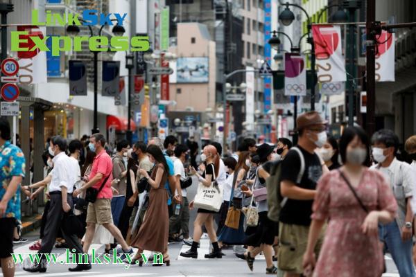 Gửi hàng đi Nhật Bản uy tín