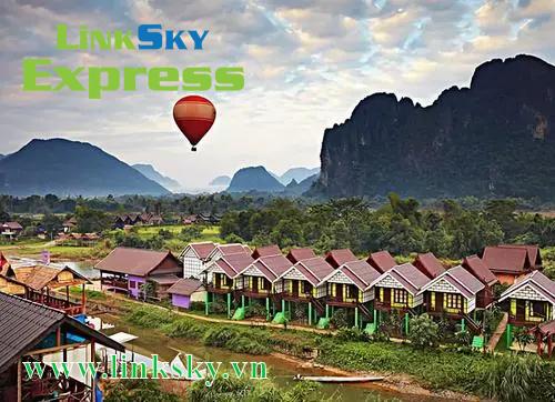 Gửi hàng hóa đi Lào